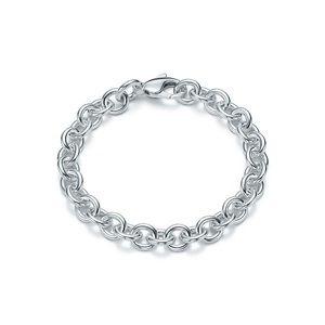 BRAND NEW Tiffany & Co Medium Round link bracelet